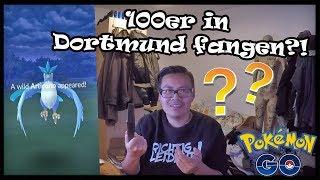 So FÄNGT man 100er in Dortmund?! paar Infos zu Dortmund & letztes Arktos gefangen! Pokemon Go!