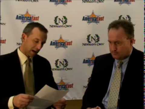 Bill Herrion America East Media Day Interview