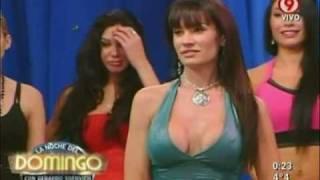 Veronica Crespo en La noche del domingo (27/06/2011)
