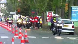 preview picture of video 'Semi Marathon de Saint Denis 2013'