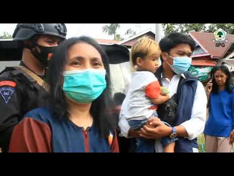 Video: Penyerahan Bantuan IIPG untuk Korban Gempa Sulawesi Barat