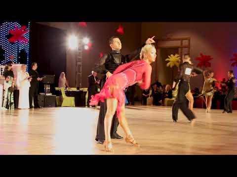 ALEKSEI ALEKSEEV & EKATERINA DEREVLEVA I Grand National DanceSport Championships 2017