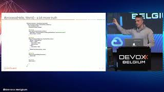 Beyond the DSL—Unlocking the power of Kafka Streams with the Processor API by Antony Stubbs