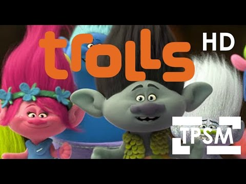 "DreamWorks Animation's ''Trolls Music Video"" - CAN'T STOP THE FEELING! - Justin Timberlake"