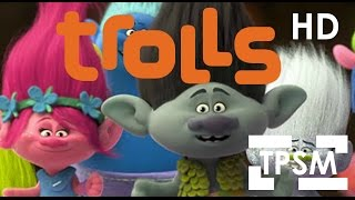 "DreamWorks Animation's ''Trolls Music Video""   CAN'T STOP THE FEELING!   Justin Timberlake"