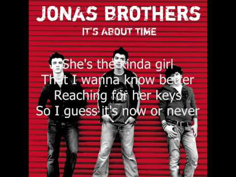 05. 6 Minutes (It's About Time) Jonas Brothers (HQ + LYRICS)