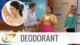 What's the Most Effective Deodorant?