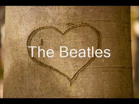 Anna Go with him lyrics video | The Beatles | Oneiros