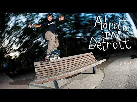 Adroit in Detroit Video