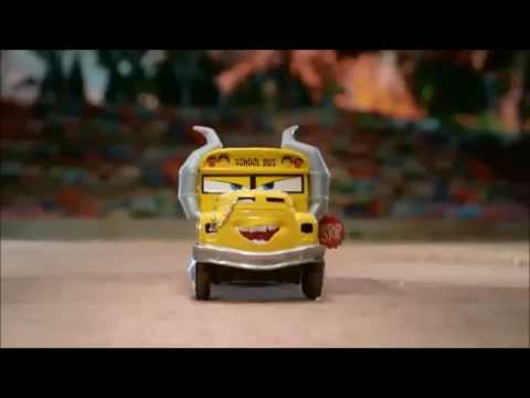 Smyths Toys - Disney Cars 3 Die-Cast Vehicle Assortment