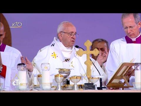 Messe du Pape François à Tbilissi