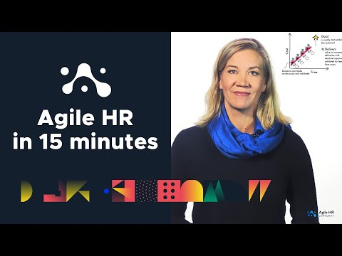 Agile HR in 15 minutes (2020 version) - YouTube