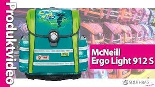 Mc Neill Schulranzen Ergo Light 912 S - Produktvideo