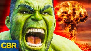 The Incredible Hulk's Insane Power | Compilation