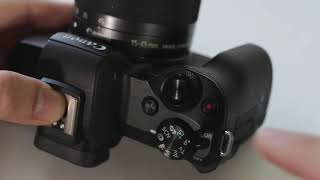 CMAC Kits: Canon M50 Mirrorless Camera – Button Layout