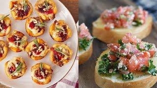 BEST APPETIZER Recipes In 11 Minutes | Best Appetizer Recipes | Appetizer Recipes At Home #1