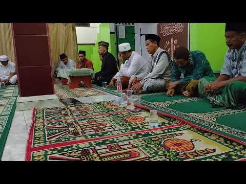 Majelis Basuh Raga - Pembacaan Barzanji oleh Ustadz Samboja Halim & Pengurus Masjid Tanbihul Ghafili