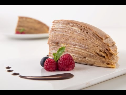 Video Resep Mille Crepes a la Selera Nusantara