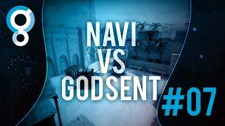 NAVi vs Godsent T analysis | GA CS:GO | FalleN | S01E07