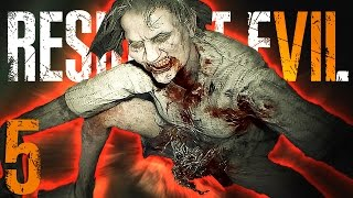 GROSSEST BOSS EVER!! | Resident Evil 7 - Part 5
