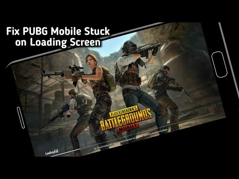 Download How To Fix White And Black Loading Screen In Pubg Mobile On