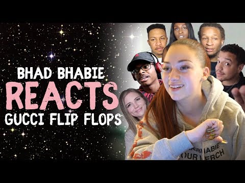Danielle Bregoli Reacts To BHAD BHABIE