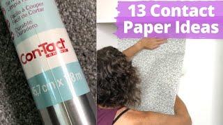 13 Genius Contact Paper Ideas | Hometalk