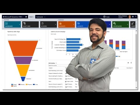 Contratando e Instalando o Microsoft Dynamics CRM Online 2016