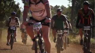 2012 Act Belong Commit Dwellingup 100 Mountain Bike Race