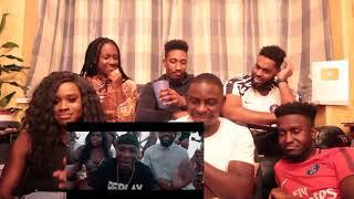 DJ Sumbody Ft. Cassper Nyovest, Thebe & Vettis   Monate Mpolaye ( REACTION VIDEO ) || @djsumbodysa