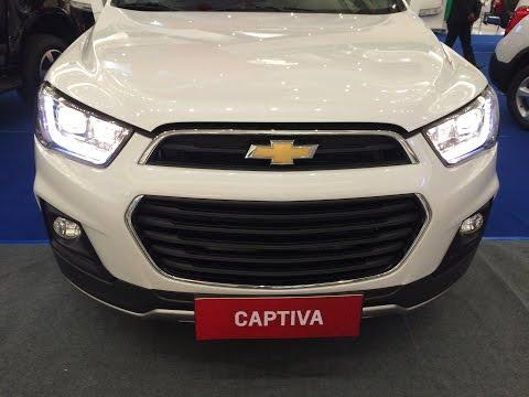 2016 Chevrolet Captiva Review   2016 New Car