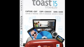 Roxio Toast Titanium 15 Español