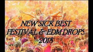 ★NEW BEST SICK★ EDM & FESTIVAL★ DROPS🔥2018🔥 DIRTY DUTCH MADNESS | EP 26🔊