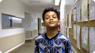 Elementary Transitions: Fourth Graders On The Fourth Grade