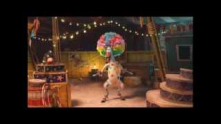 Marty cirkus afro 60 minut CZ