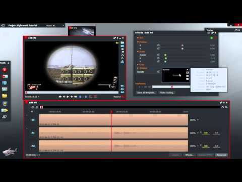Lightworks Tutorial #4 | Working with Audio