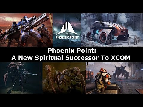 Gameplay de Phoenix Point