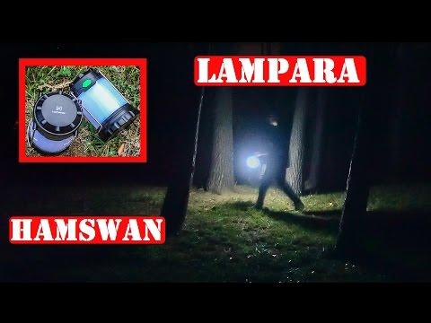 Lámpara Para Camping Barata Y Potente - Hamswan HB-09