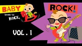 Música Para Bebes Rock Vol 1
