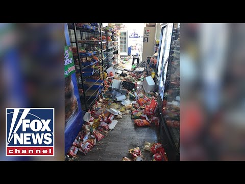 Chicago store owner plans to sue city after business is looted twice