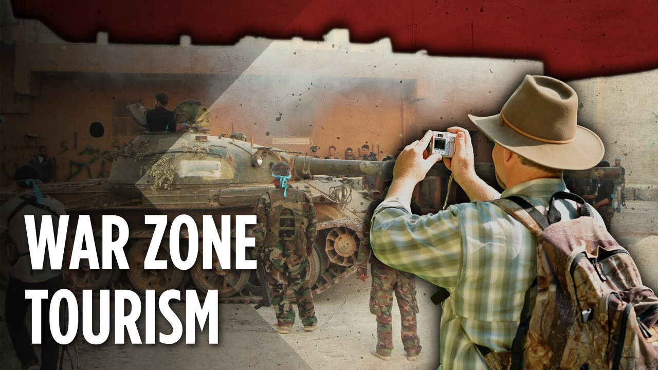 Why Do Tourists Vacation In War Zones? thumbnail
