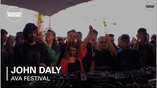 John Daly Boiler Room X AVA Festival Live Set