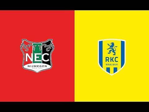 NEC Nijmegen Eendracht Combinatie 2-0 RKC Rooms Ka...