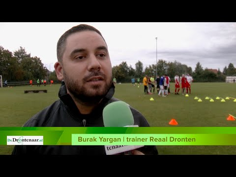 Reaal Dronten uit tegen Sporting Almere