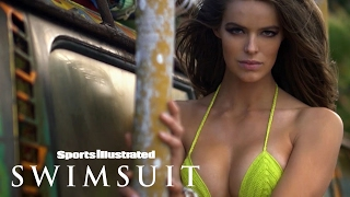 Robyn Lawley Invites You To Her Wet Paradise In Mexico | Intimates | Sports Illustrated Swimsuit