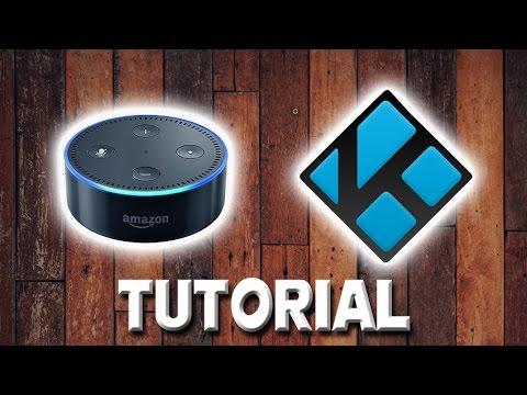 Control Kodi with Alexa Tutorial