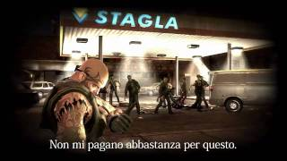 Operation Raccoon City - U.S.S. Characters Trailer