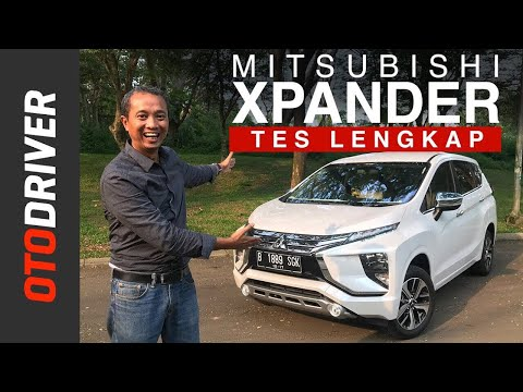 Mitsubishi Xpander 2017 Review Indonesia   OtoDriver   Supported by Solar Gard