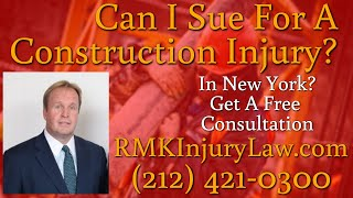 (212) 421-0300 Kew Gardens NY Construction Accident Injury Attorney Litigation Law Firm