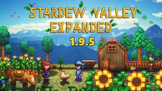 Stardew Valley Expanded Mod 2020